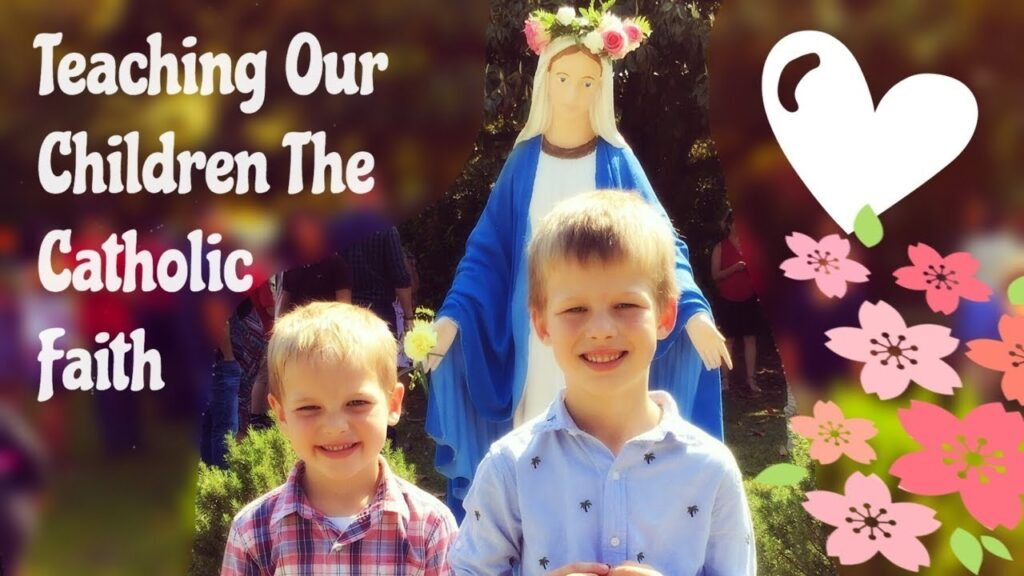 """Catholic Zoom School' for Children"" Monday 5th July 5:30pm"