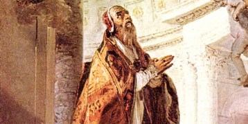 Philip Kosloski - Why did early Christians pray facing the East?