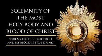 Philip Kosloski - When is the feast of Corpus Christi celebrated?