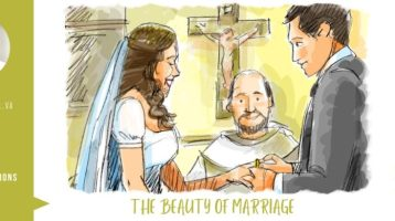 Pope Francis Prayer Intentions June 2021 - The beauty of marriage