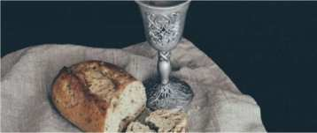 Colin MacIver - The Eucharist: Where We Begin and End