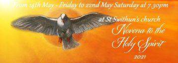 Holy Spirit Novena Prayers - May 2021