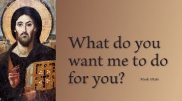Newsletter: 17th October 2021 - 29th Sunday of Ordinary Time Year B