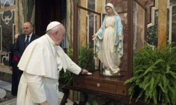 Mary and the Popes