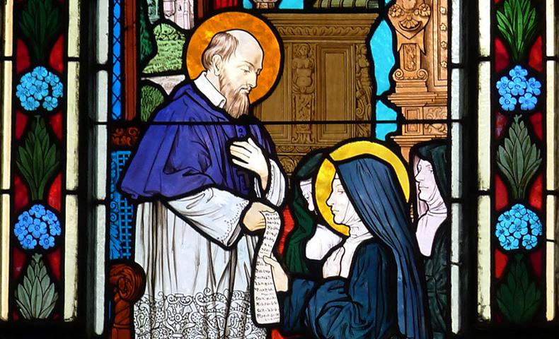 Saint Jane Frances de Chantal