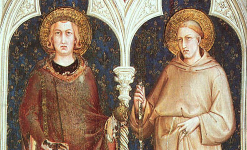 Saints Pontian and Hippolytus