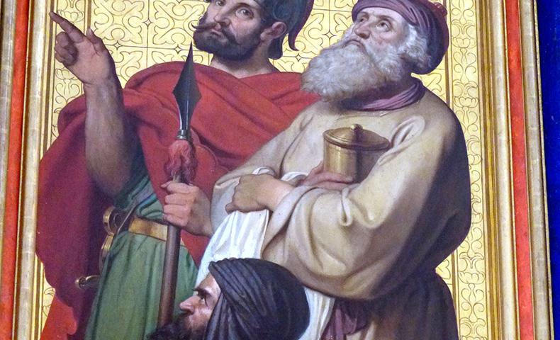 Saints Joseph of Arimathea and Nicodemus