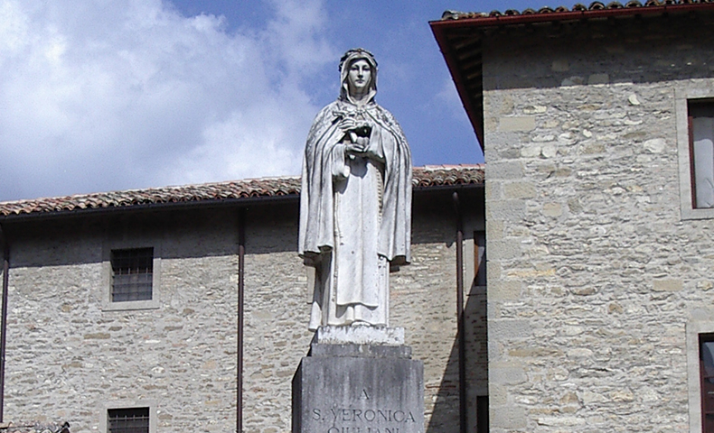 Saint Veronica Giuliani