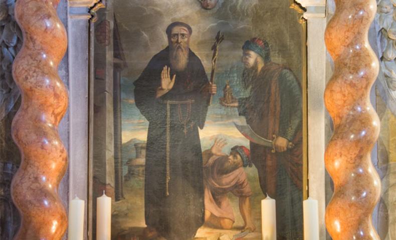 Saint Nicholas Tavelic and Companions