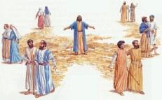 jesussendingout