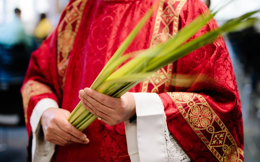 Activities for Palm Sunday (Year B) – 28th March 2021