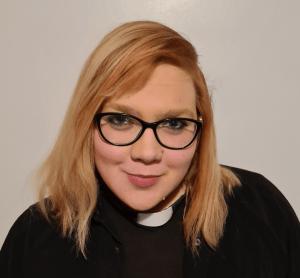 Photo of Revd. Rachel Revely