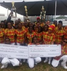 St. Croix Superior Court Rising Stars Steel Orchestra