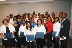 54 JFLH Employees Complete Their Six Sigma Yellow Belt Certifications