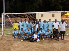 Raymix Soccer Club wins President's Cup