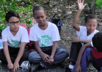 VIEO and SEA program teaches environmental issues to children on St. Croix.