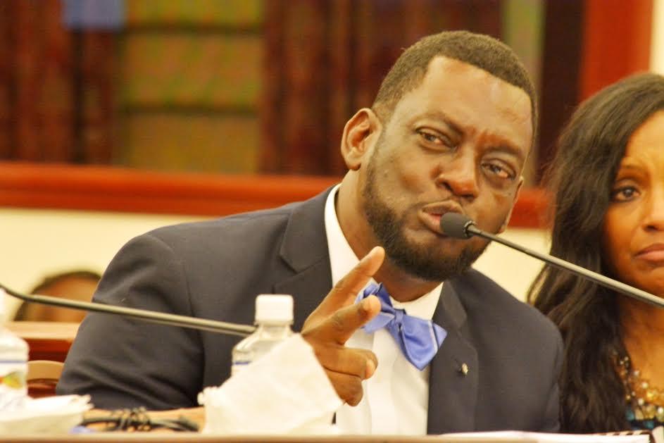 Th Legislature Virgin Islands Members