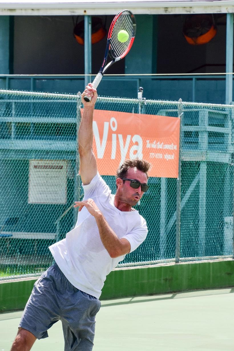 Viyas VI Open Tennis Tournament Names Winners St