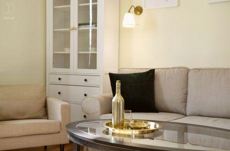 Home staging - Projekt metamorfozy wnętrza na wynajem, Gdynia - Projekt: Pracownia STTYK, Joanna Polewczak, Natalia Wańkowicz - Zdjęcie realizacji