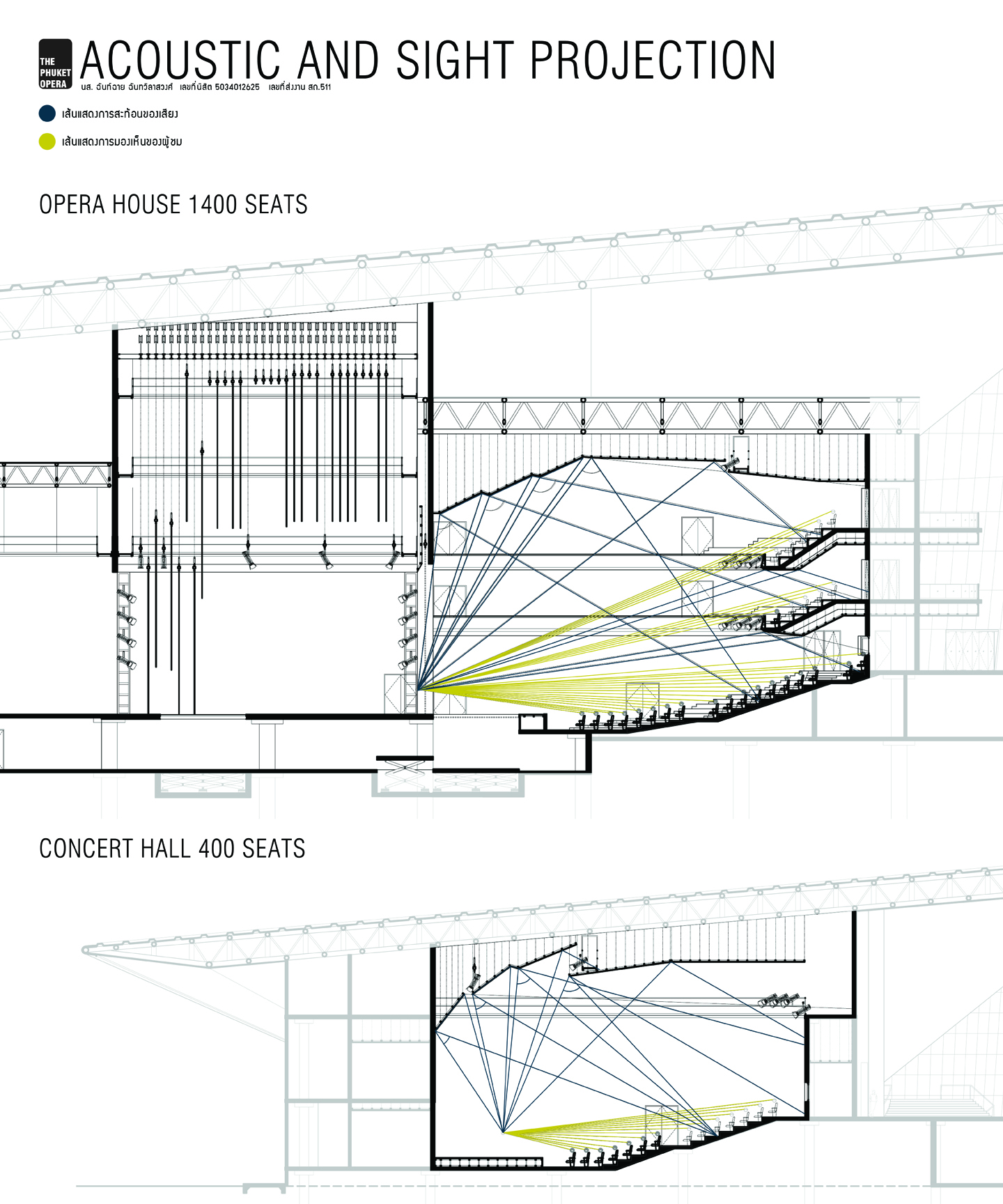 Sydney Opera House Structure Diagram