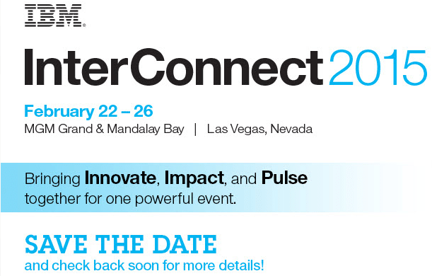 IBM InterConnect 2015 - Bringing Innovate, Impact and Pulse together for one powerful event