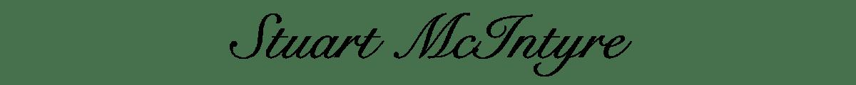 Stuart McIntyre logo (retina)