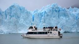 Perito Moreno - catamaran excursion