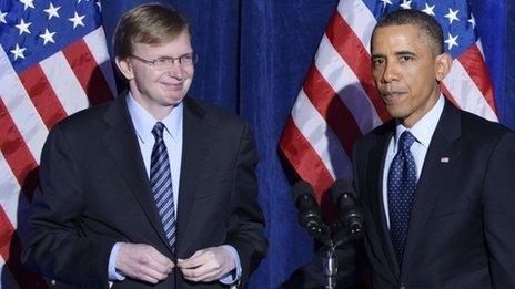 Messina and Obama