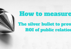 How to measure PR - no silver bullet image