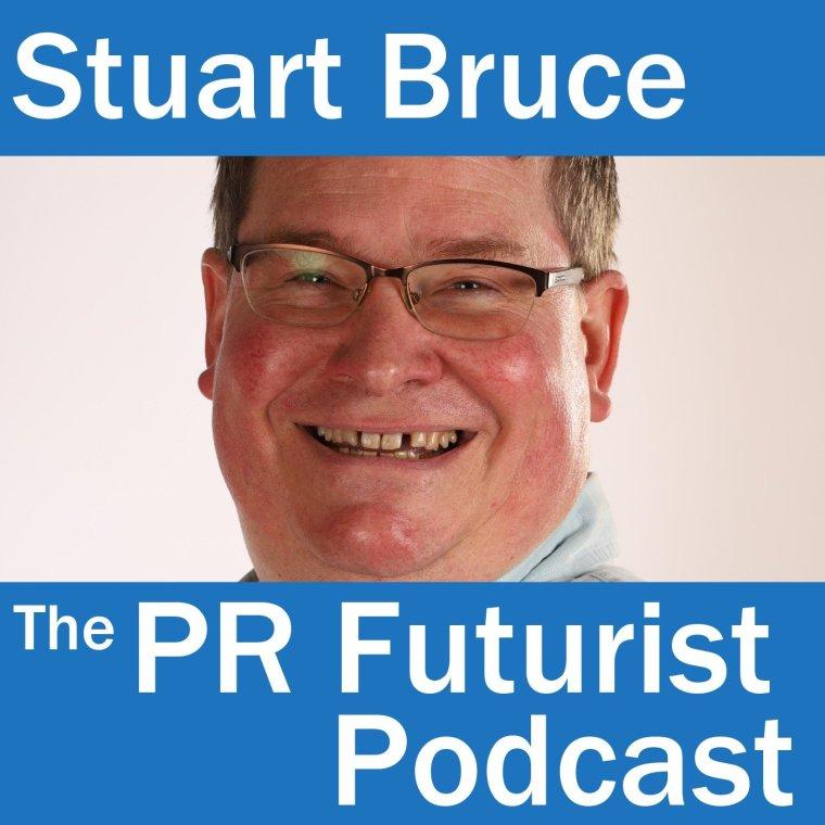 PR Futuris Stuart Bruce podcast