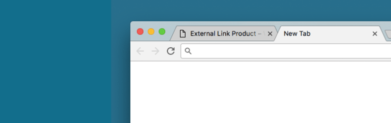WooCommerce Open External Product Links In A New Tab
