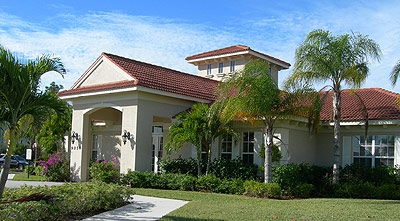 River Forest Club House, Stuart, Florida