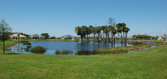 Lost River Plantation Waterfront Homes in Stuart