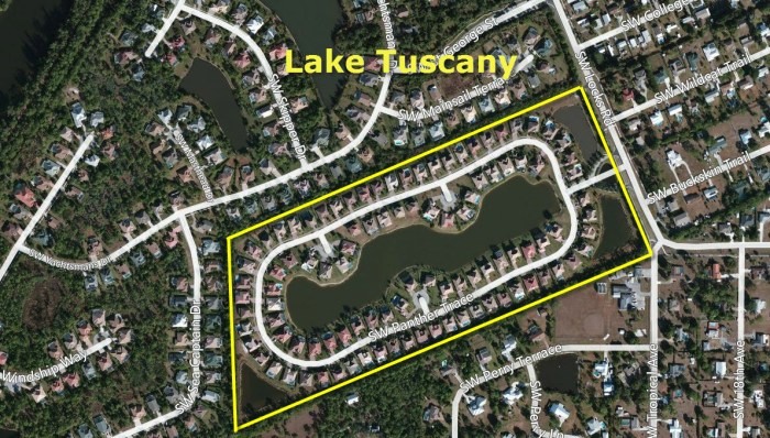 Lake Tuscany real estate Stuart FL