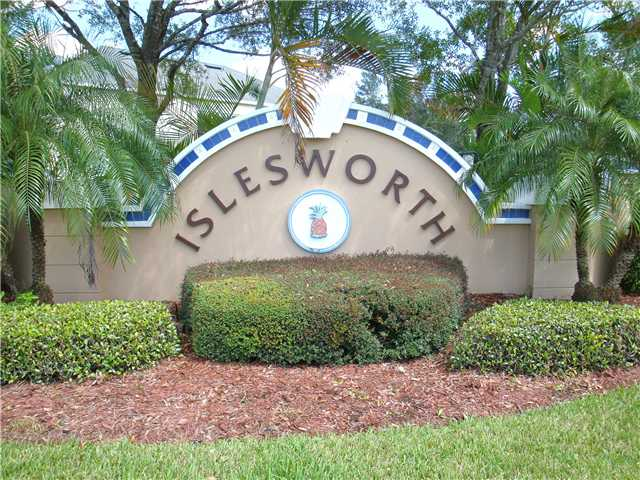 Islesworth Entrance