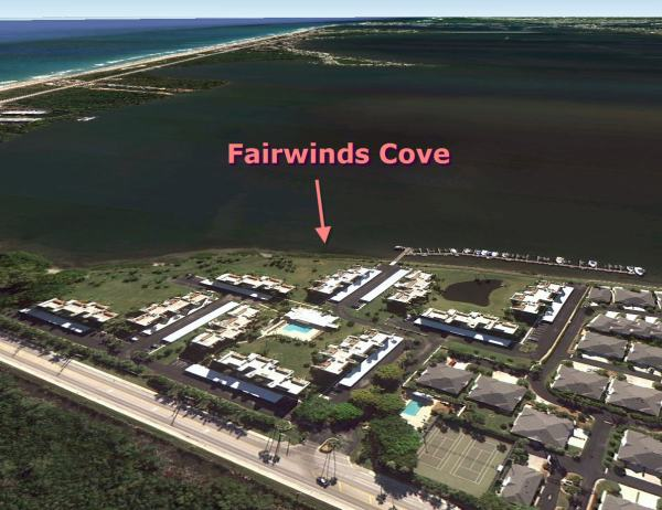 Fairwinds Cove Condos in Jensen Beach