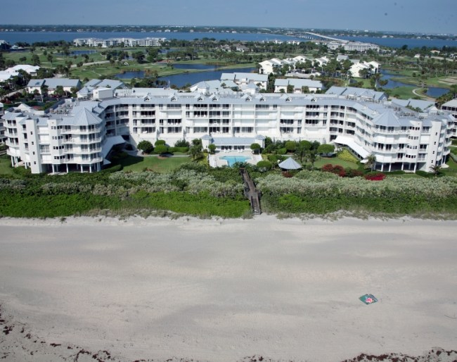 Ocean House in Indian River Plantation