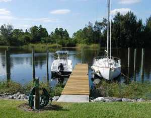 Locks Landing in Stuart FL