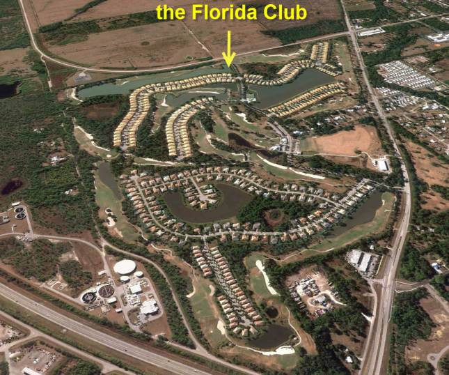 the Florida Club January 2017 Market Activity
