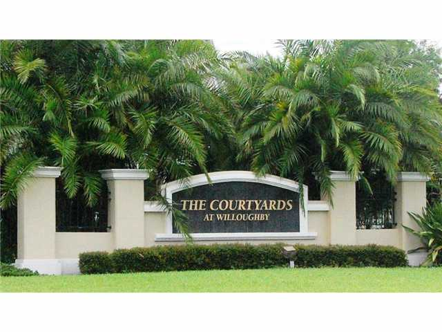 Courtyards of Willoughby in Stuart FL