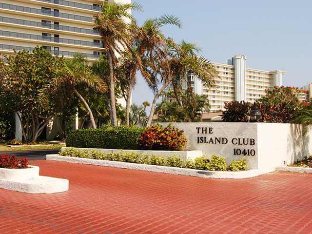 Island Club Condos on Hutchinson Island in Jensen Beach