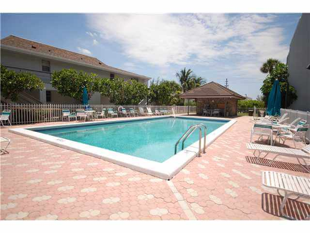 Villa del Sol condos on Hutchinson Island in Jensen Beach