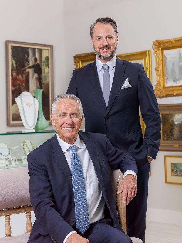 Jim & Edward Stein - Stewart Kingston