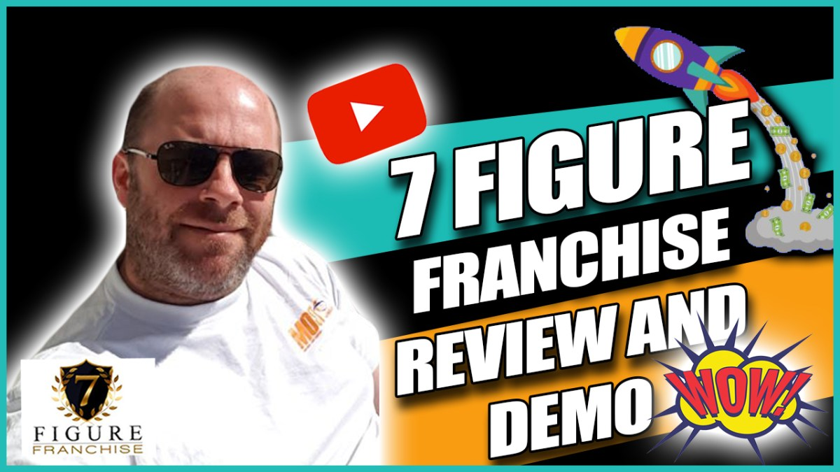 $1000 COMMISSIONS! 7 Figure Franchise Review. DON'T BUY 7FF UNTIL AFTER YOU'VE SEEN THIS VIDEO
