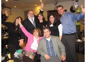 The Kanoff Family Celebrates