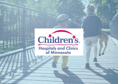 Children's Hospitals and Clinics of Minnesota CEO Microsite
