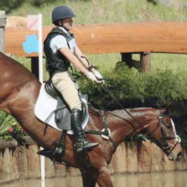 Stübben rider Jimmie Schramm
