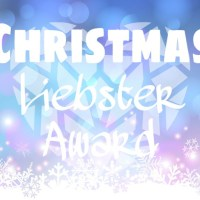 Liebster Award- Christmas Edition