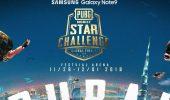 Pubg Mobile Start Challenge in Dubai Festival Arean Official announcement trailer