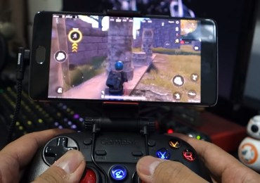Mobile gaming Bluetooth joystick helps you in more mobile gaming pubg
